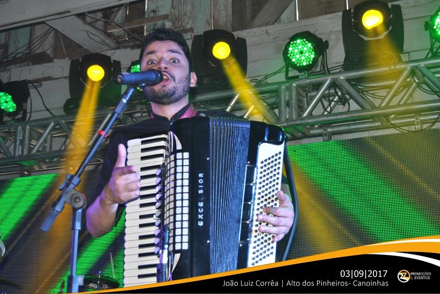 João Luiz Corrêa em Alto dos Pinheiros