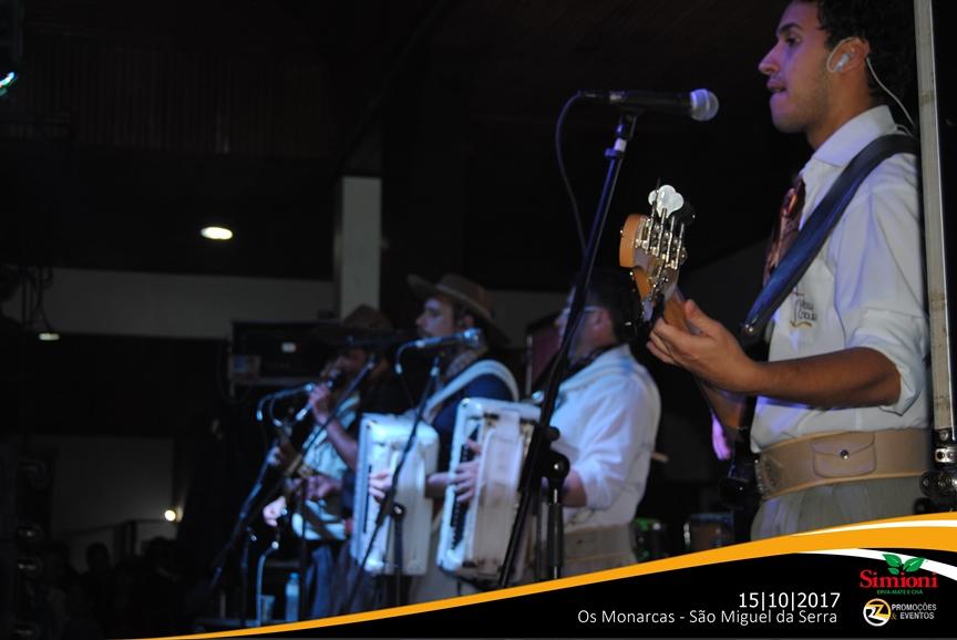 Os Monarcas - 15/10/2017