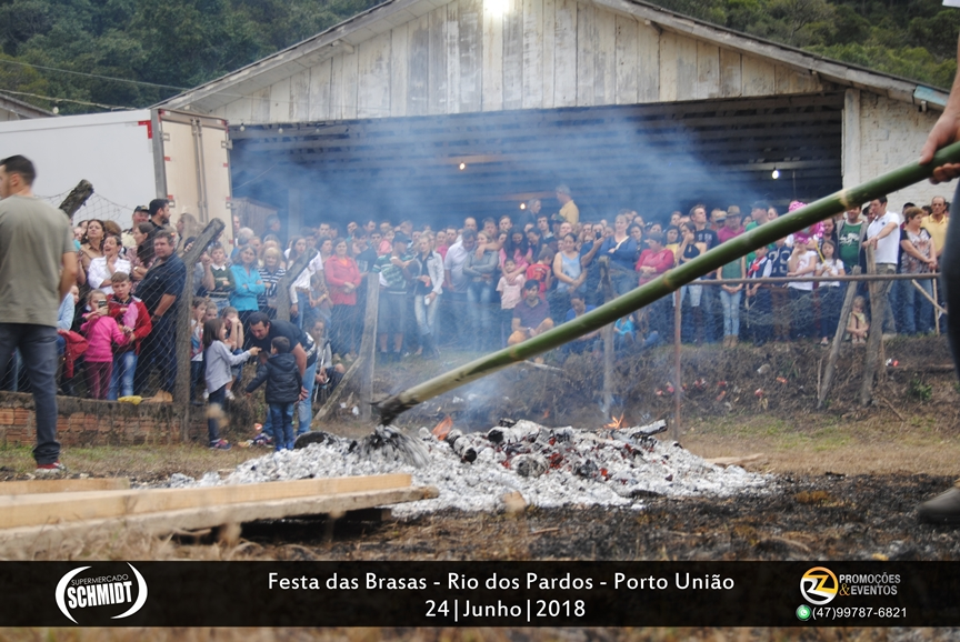 Festa em Rio dos Pardos - Porto União