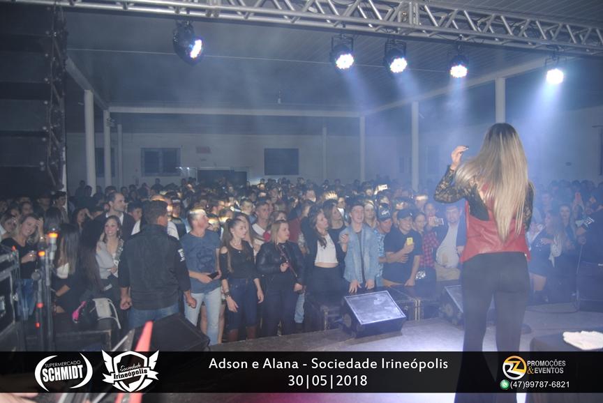 Adson e Alana - Sociedade Irineópolis