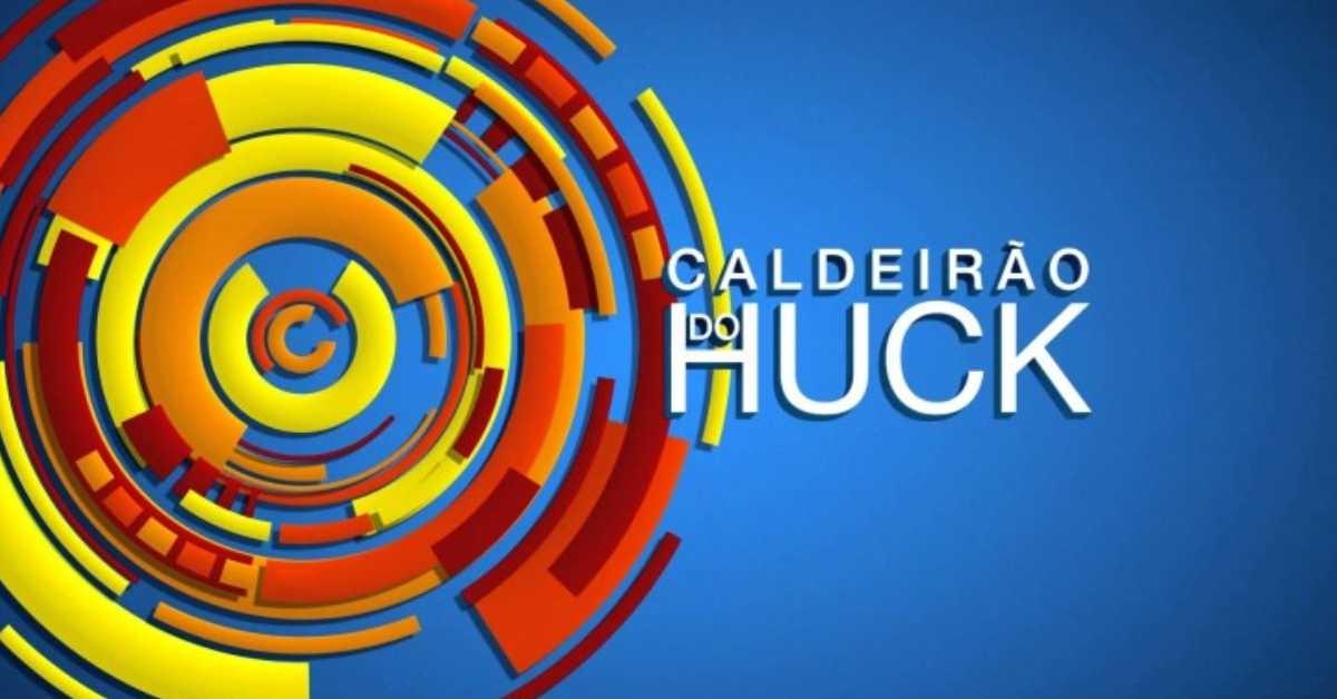 Grupo Estância gravou participação no Programa Caldeirão do Huck da Rede Globo